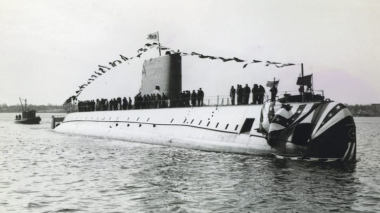 Diving Deep: 65 Years of Nuclear-Powered Subs