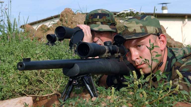 Army M24 Sniper Rifle Technical Analysis - What Did it Do in Combat?