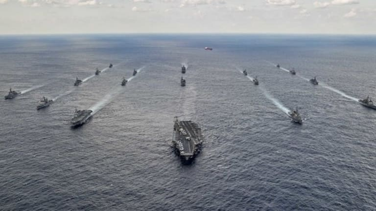 These are the 10 biggest navies in the world