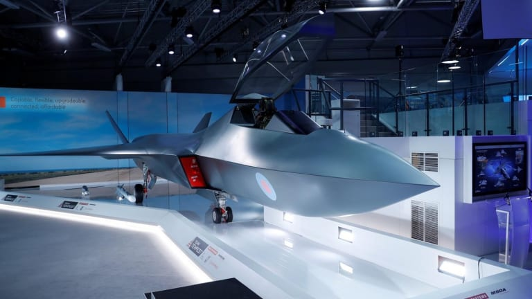 The F-35 and F-22 are Old News: The Tempest Could Be the Future