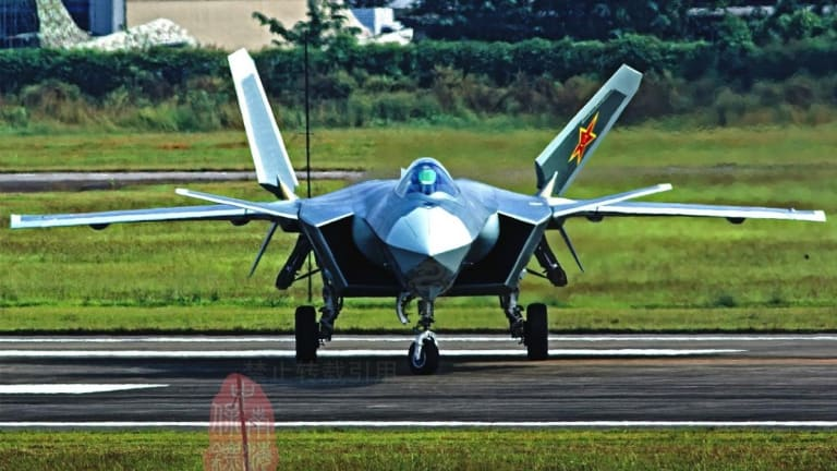 Could China's J-20 Beat Russia's Su-57 In the Sky?