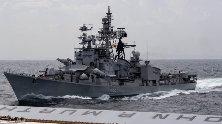 Could the U.S. Navy Defeat China or Iran With Mini Warships?