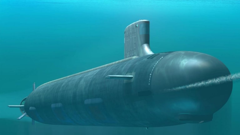Why Are U.S. Navy Submarines Losing Their Stealth Coatings?