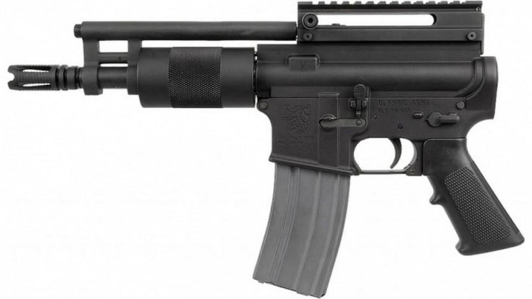The AR-15 Pistol Seemed Like a Bad Joke at First