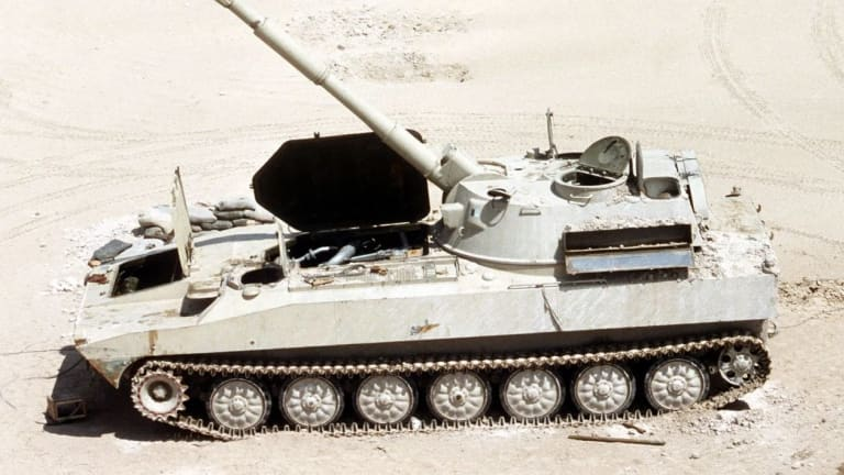 How the Soviet Union Developed an Amphibious Howitzer