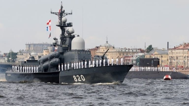 Russia Has Its Own Deadly 'Delta Force'