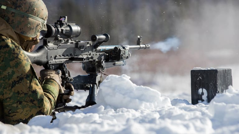 These Are the 5 Most Dangerous Guns of Modern War
