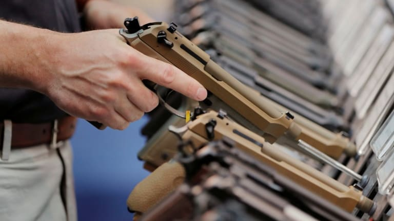 The Beretta Pistol Company Has Existed Since the 1500s.. Story Here