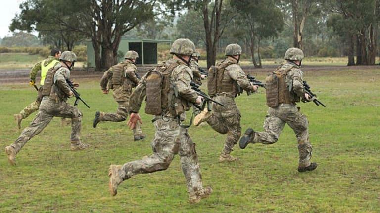 "Australian Defense Force Seeks Industry Input on ""Land Attack"" Combat Training"