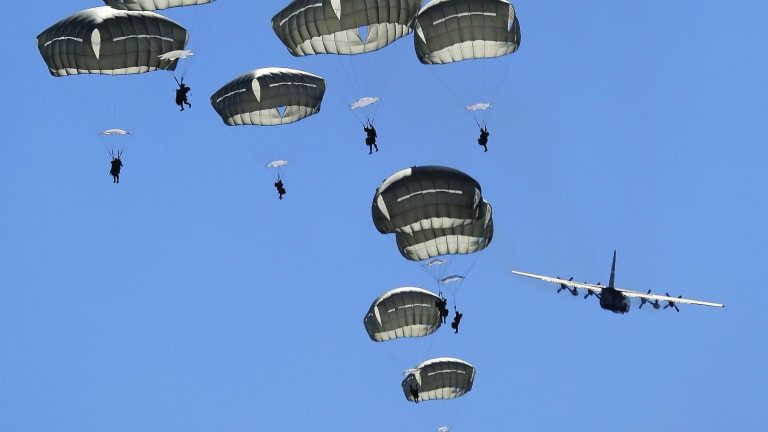 """NATO, U.S. Army to Practice Air Assault """"Forcible Entry"""" in Lithuania"""