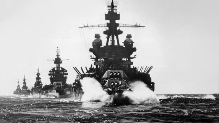 The 5 Most Shocking Battleship Battles of All Time