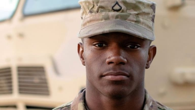 Guardsman Helps Save Girl in Mall Shooting