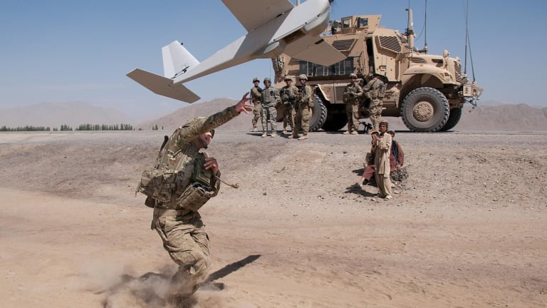 Army Prototypes New SIGINT-Based Electronic Attack Drones