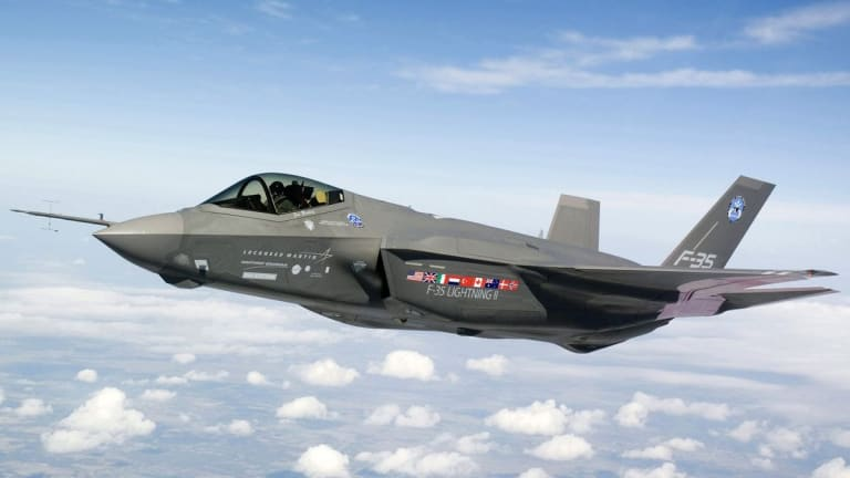 """Why Stealthy """"Penetrating"""" Fighters Are Needed For Major War With China, Russia"""