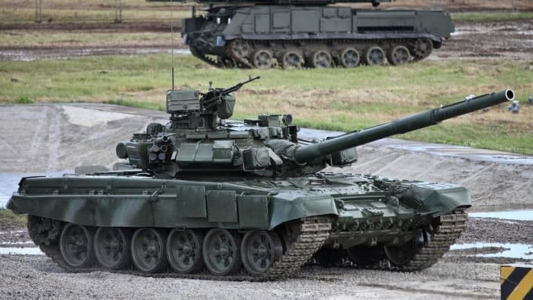Russia Is Getting New Tanks
