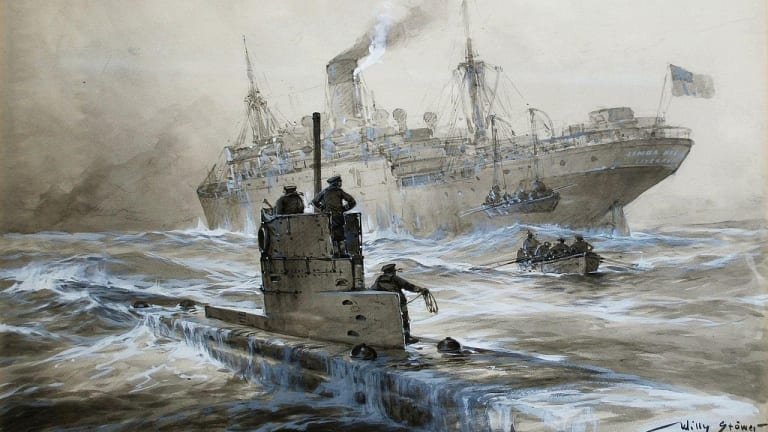 The Old-School Way America Crushed Germany's Deadly U-Boats