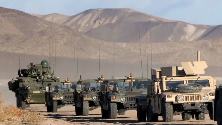 """Army Details Future """"Network"""" For Massive Great Power War"""