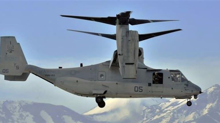 Marines Plan New High-Tech Osprey Variant