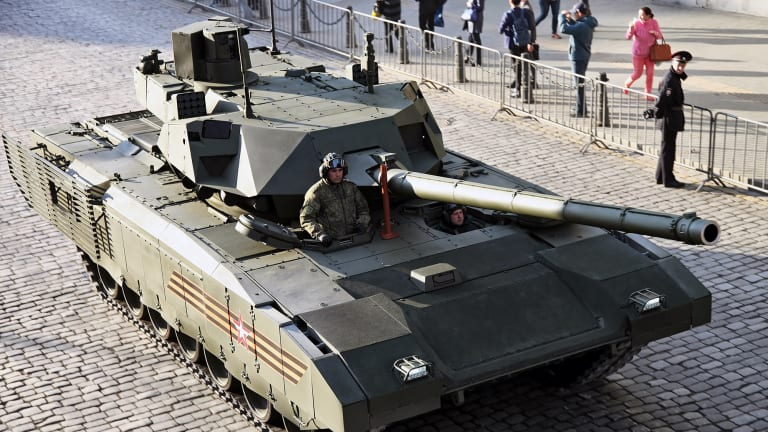 Could Russia's Armata Tank Really Take on NATO's Best?