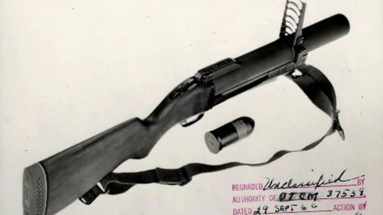 No One Loved This Bulky, Fragile Grenade Launcher