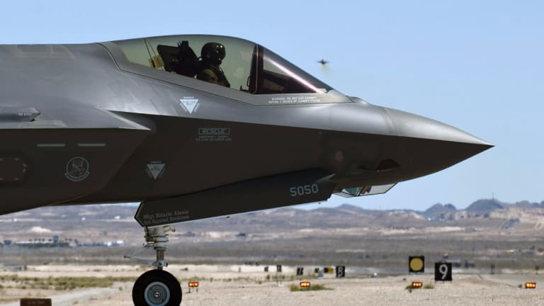 China Might Have a New Radar That Can Spot F-22s and F-35s