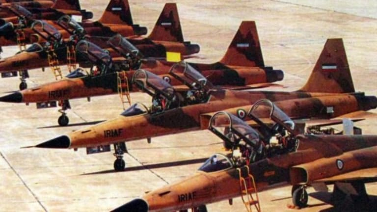 In 1980, Friendly Fire Was One of the Biggest Killers of Iranian Fighter Pilots