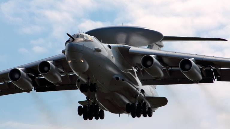 Russia's New Au-50 Reconnaissance Aircraft: Here's What It Can Do