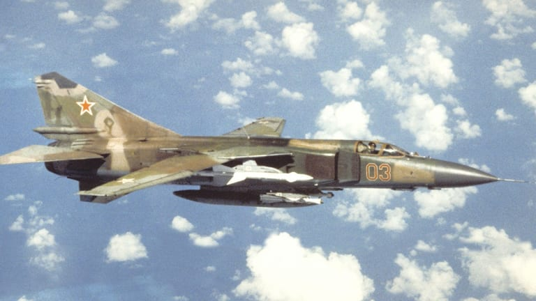 The U.S. Air Force Once Intercepted a Pilotless Soviet Fighter