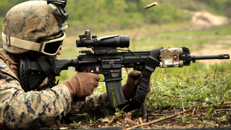 These are 5 of the Most Lethal Guns in the World