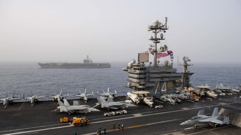 Is the U.S. Navy Falling Behind Its Chinese and Russian Rivals?