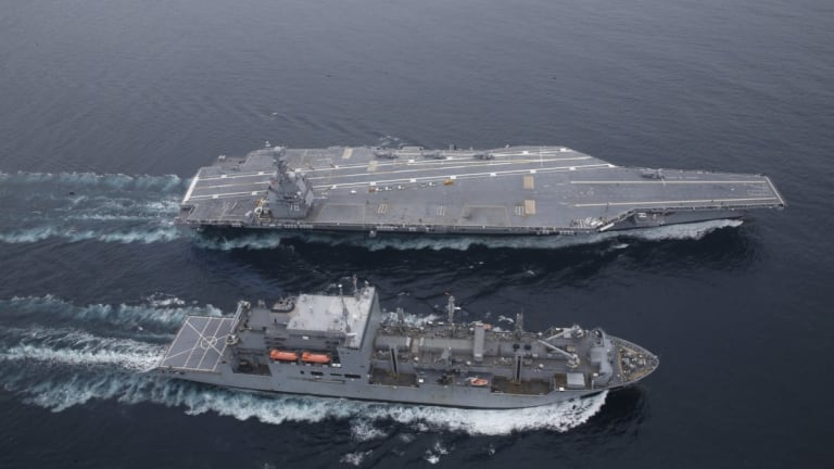How Can the U.S. Navy Make Its Aircraft Carriers Less Vulnerable?