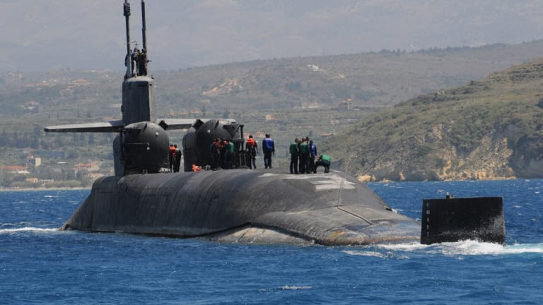 US Navy Has a Sub That Could Drop 154 Tomahawk Missiles on North Korea