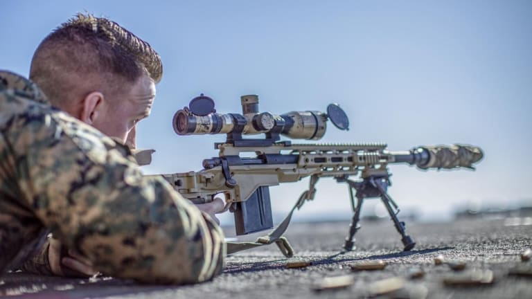 Sniper crawled nearly 2 miles to kill one enemy general