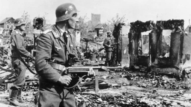 WWII: What Happened With a Sniper Battle in Stalingrad?