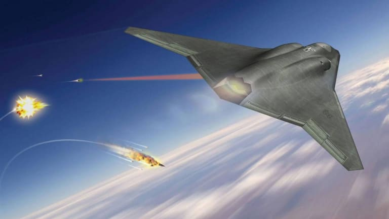 """Air Force Might Make Separate """"Pacific"""" and """"European"""" 6th Gen Stealth Jets"""
