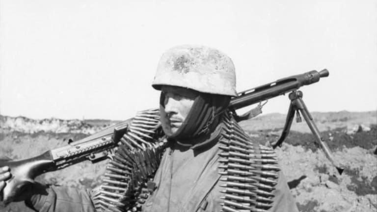Nazi Germany's FG 42 Rifle: Hitler's Super Rifle the Allies Feared