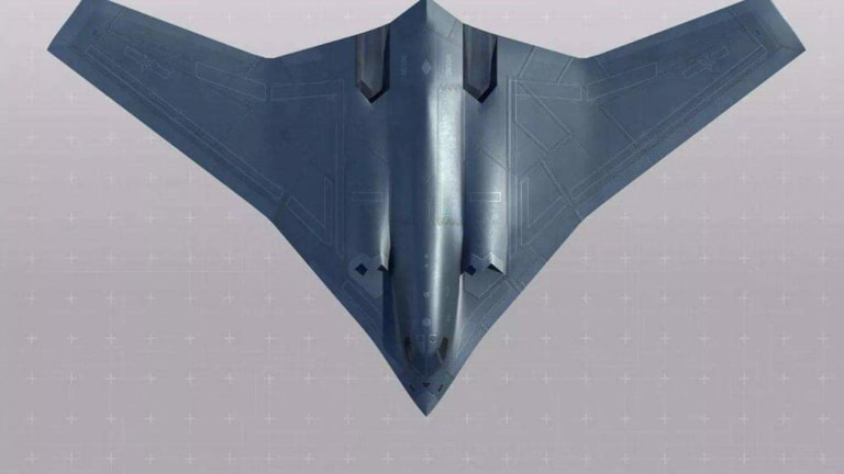 Could China Really Have Two Stealth Bombers by 2025?