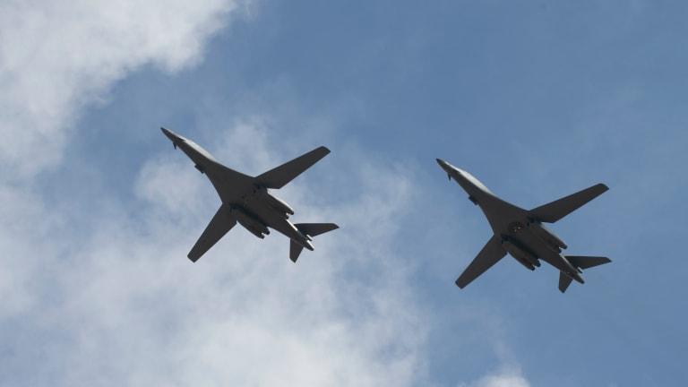 U.S. Air Force Serves Notice to Enemies & Allies via Expanded Deterrence Flights