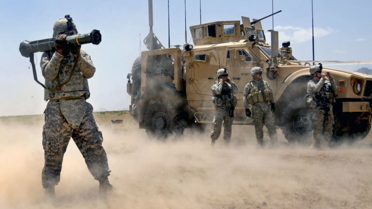 Pentagon: We Are on Track to Rebuild Military