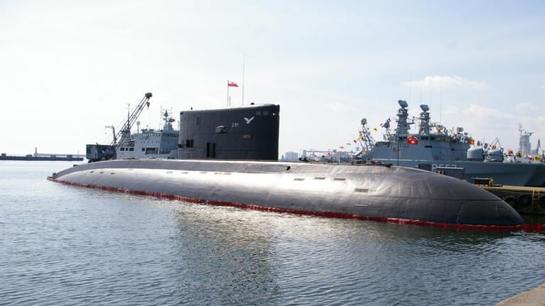 These 4 NATO Countries Could Be Targets of a Russian Invasion by Sea