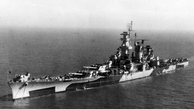 This a U.S. Navy 'Battlecruiser'  Was a Waste of Steel