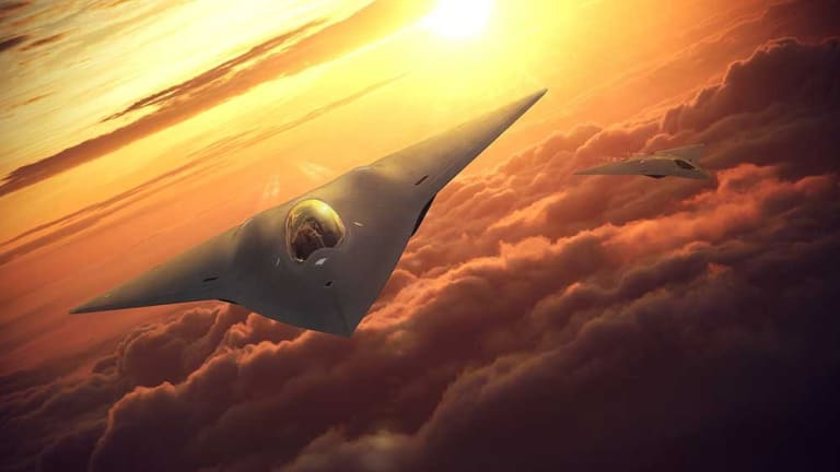 Air Force Says Stealthy 6th Gen Fighter Will Counter New Enemy Air Defenses
