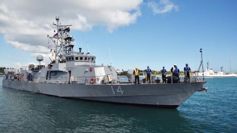 Navy Plans a Fleet of Robotic Warships