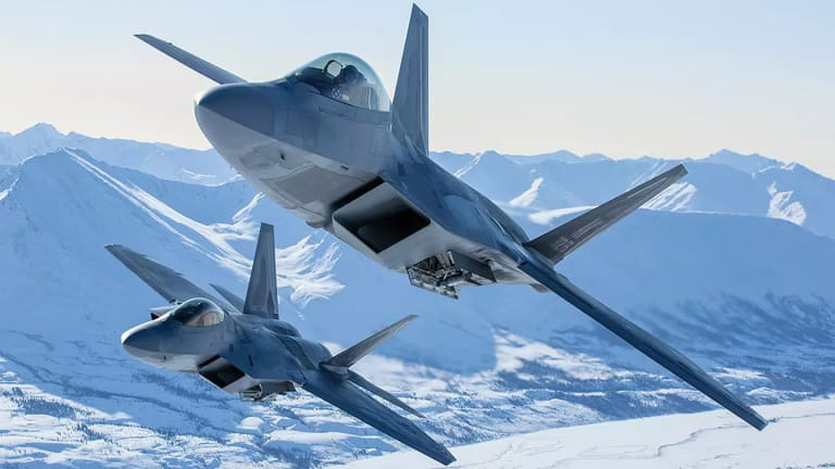 Air Force Weapons Strategy Accelerates ICBMs, F-22 Missiles, B-52 Engines to War