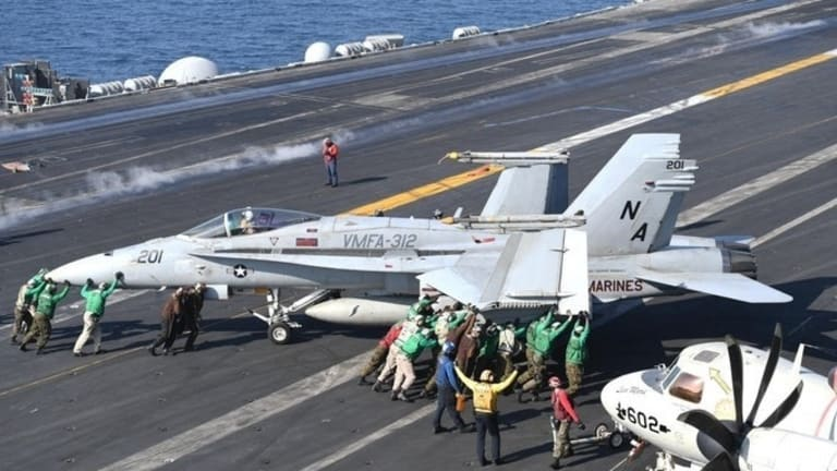 """Why Navy Could Add """"Light"""" Aircraft Carriers"""