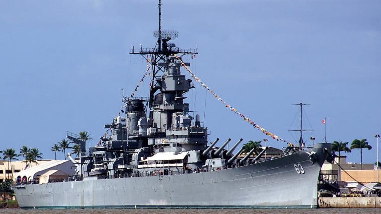 Why the USS Missouri is Easily the Most Famous Battleship of All Time