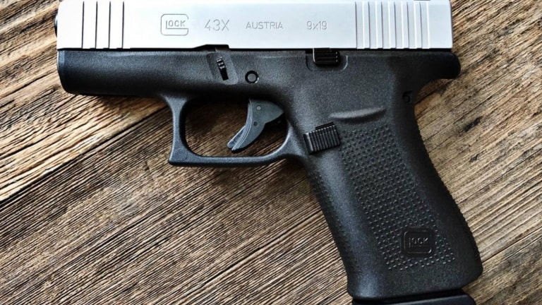 Glock 43X: The Ultimate Concealed Carry Gun?