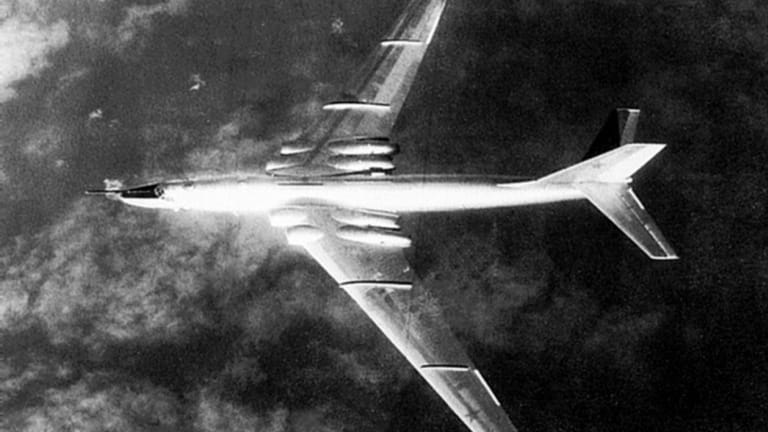 This Russian Bomber Terrified America (And Started an Arms Race)