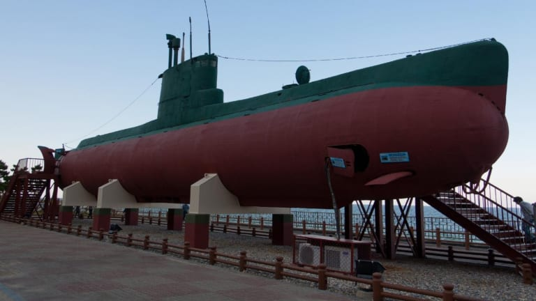 A Dead North Korean Spy Submarine Almost Started a War