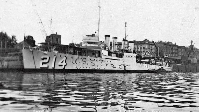 The Proud World War II History of Navy Ship DD-214